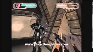 Stargate SG 1 The Alliance Xbox Gameplay