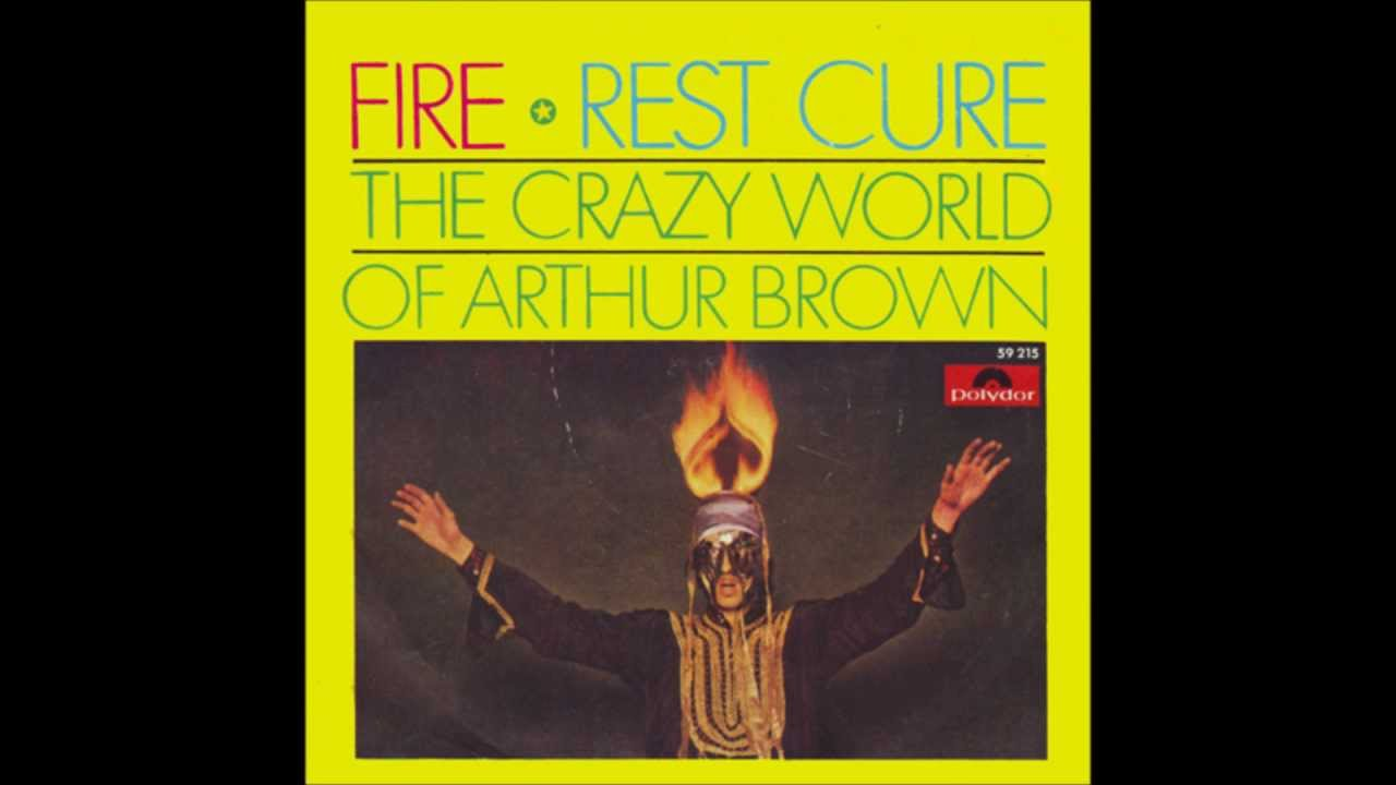 crazy world of arthur brown fire youtube