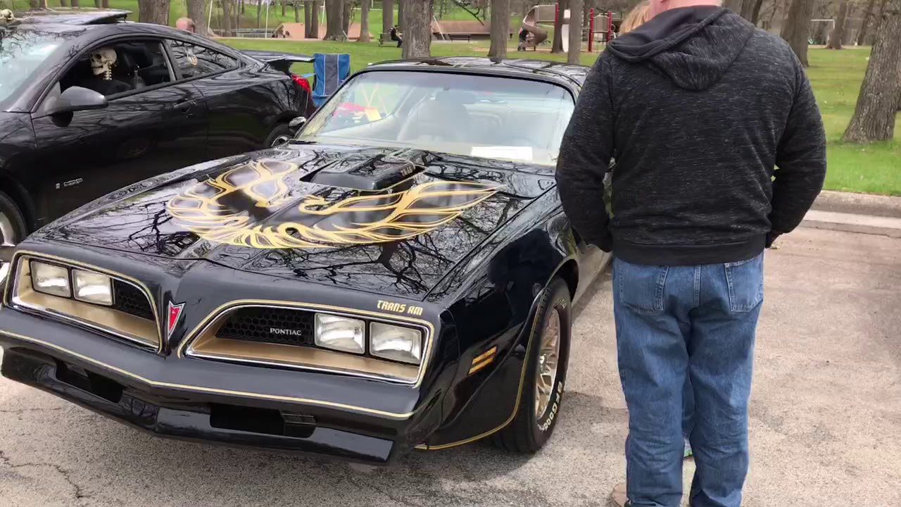 2019 All Pontiac Car Show Kaukauna Wisconsin