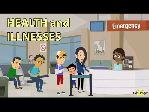 Health and Ilnesses Conversation