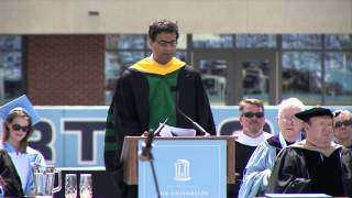 Dr. Atul Gawande | 2014 Spring Commencement Address | UNC-Chapel Hill