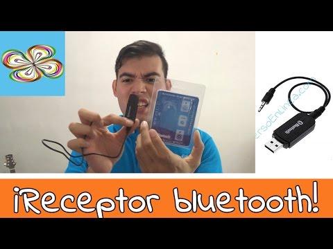 Receptor bluetooth para estéreo!