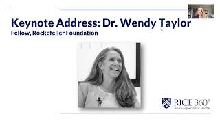 Keynote Address by Dr. Wendy Taylor | 10th Annual Undergraduate GLHT Design Competition