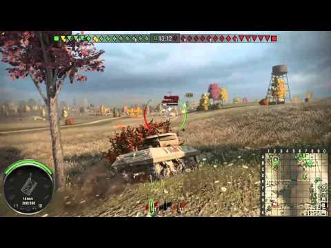 World of Tanks - Achievement Unlocked