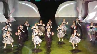 �������� ���� РОК-Н-РОЛЛ. Танец группы Колибри. ������