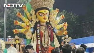 Bengal Bids Adieu To Goddess Durga On Bijoya Dashami