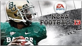 NCAA FOOTBALL 2013 DEMO GAMEPLAY, FEATURES, THOUGHTS