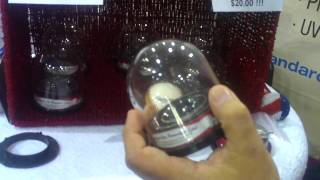 Ball Dome Autographed Baseball Holder Debuts