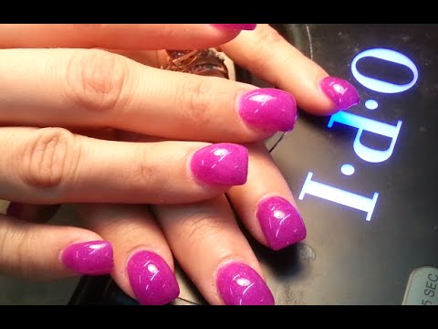 acrylic hump nails and gels