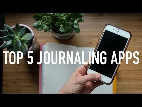 Top 5 Journaling Apps with Francesco D'Alessio