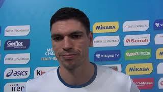 18-09-2018: #barivolley2018 -  Le voci della Serbia nel post Serbia-Russia