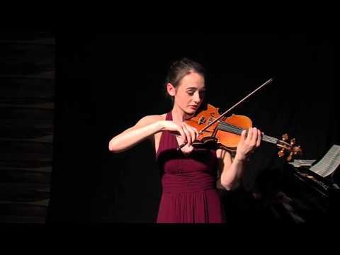 J. S. Bach: Violinkonzert No. 2 E-Dur BWV 1042 1. Allegro