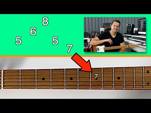 How To Get WAY Better At The Guitar (even if you've been playing for decades...)