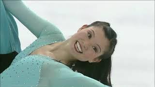 2020 Kyoko Ina and John Zimmerman figure skating Кеко Ина и Джон Циммерман фигурное катание