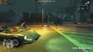 Вид от первого лица для GTA 4