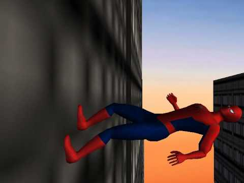 3DCG Spiderman