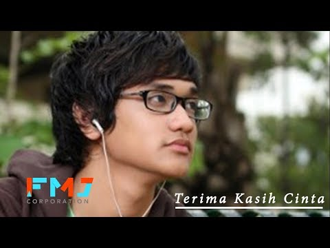Afgan - Terima Kasih Cinta (Official Video Lyrics)