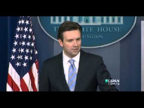 White House Daily briefing March 3 2015