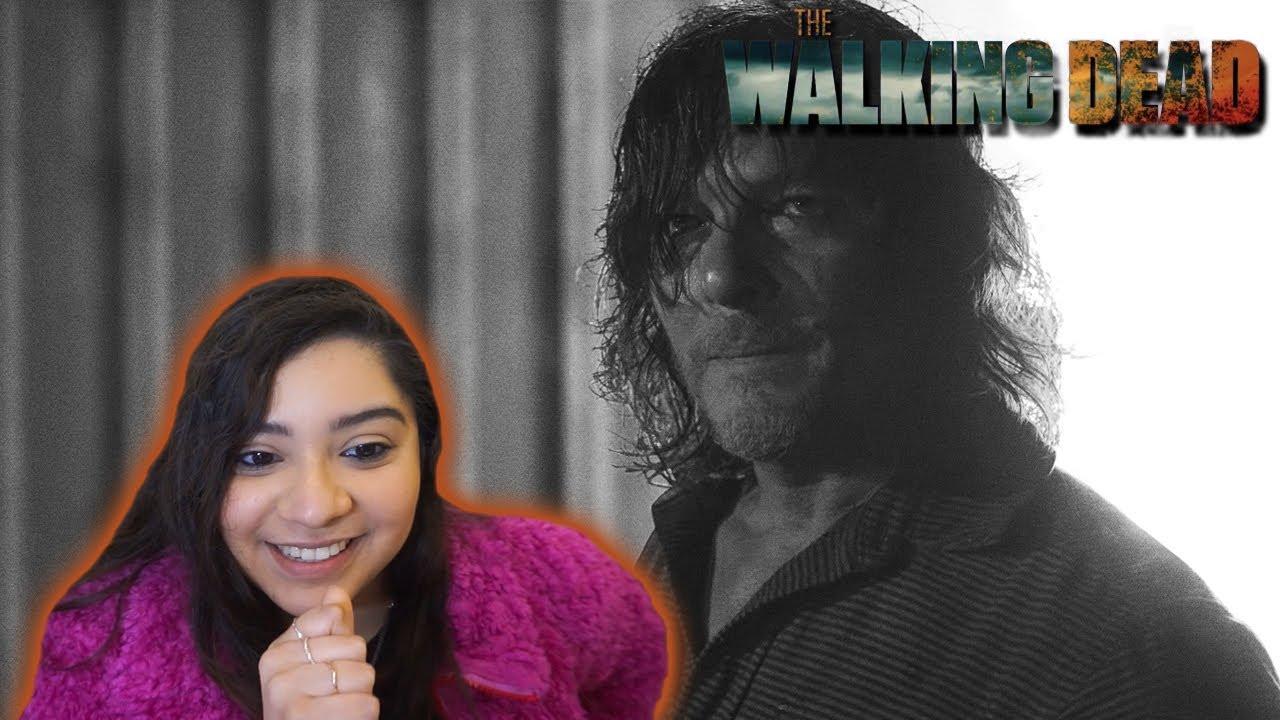 Download The Walking Dead Season 11 Official Trailer REACTION!!!