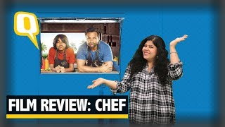 'Chef' Movie Review: Well Cooked, But With Missing Ingredients   The Quint
