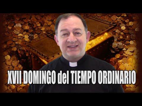 Domingo XVII del tiempo ordinario - Ciclo A - El Reino de Dios es un verdadero tesoro