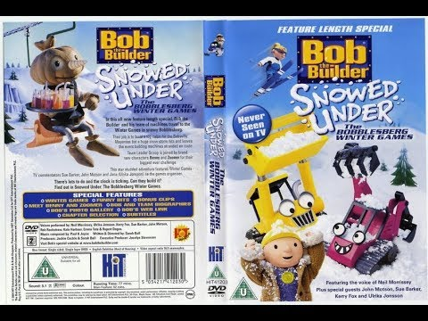 Bob the Builder: Snowed Under (Video 2004) - IMDb
