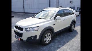 АВТОПАРК Chevrolet Captiva 2011 года (код товара 21687)