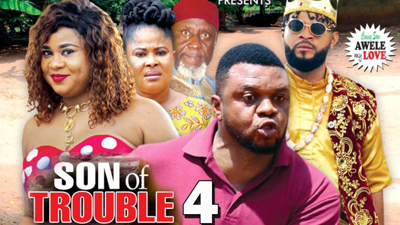 Download SON OF TROUBLE SEASON 4 - (New Movie) Ken Erics 2020 Latest Nigerian Nollywood Movie Full HD
