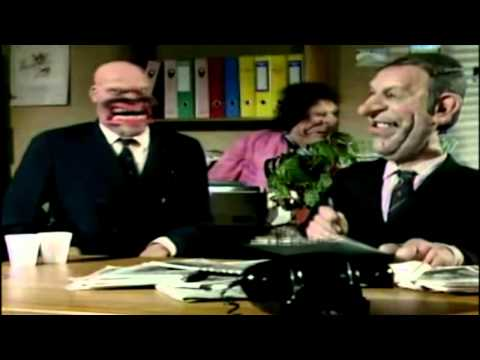 Spitting Image: David Coleman Does A Job Interview