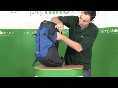 006248283 Berghaus Freeflow 35 Plus 8 Rucksack - www.simplyhike.co.uk - YouTube
