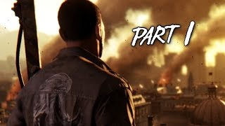 Dying Light Walkthrough Gameplay Part 1 - Awakening - Campaign Mission 1 (PS4 Xbox One) thumbnail