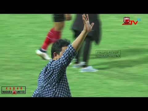 Ekpresi Presiden Klub Madura United atas Kemenangan Lawan Sriwijaya FC Mp3