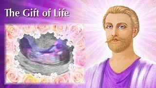 Saint Germain Speaks of the Gift of Life