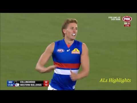 Western Bulldogs Goals | 2019 Round 4 Vs Collingwood