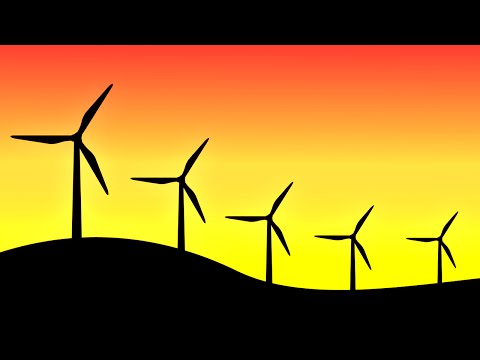 World's Largest Wind Farm | China's Future MEGAPROJECTS: Par