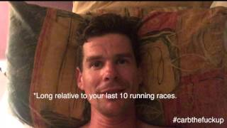Marathon Race Day Tips To Get It Fucking Done!