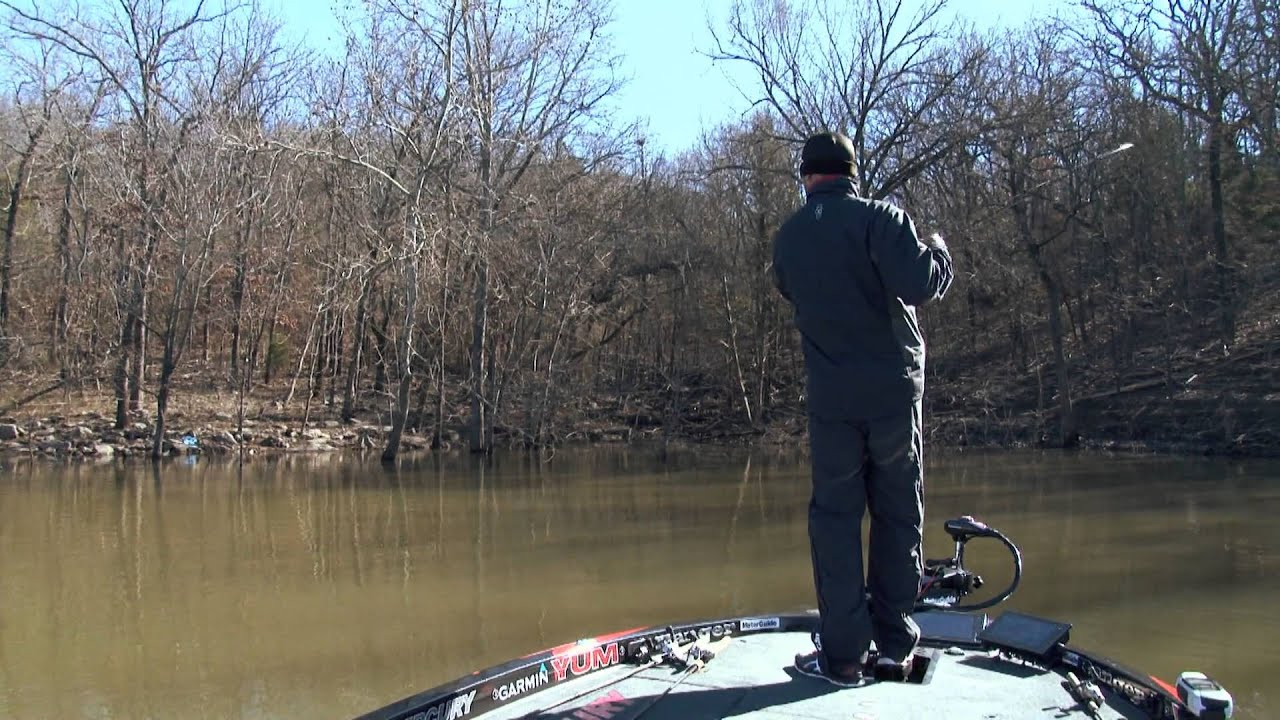 Jason Christie Catches a Giant Bass on Jerkbait