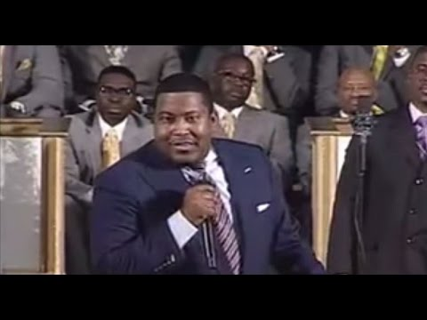 Black Pastor Does Epic Pro-Gay Sermon