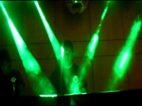 Dj Play - prueva de Iluminación Robotizada