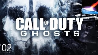 CoD Ghost [PS4Veteran] # 2 - Schwarze Zone - Let`s Play Call of Duty Ghost [DeutschHD]