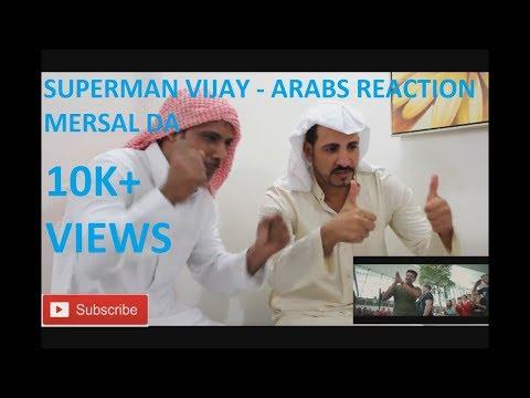 MERSAL TEASER REVIEW AND REACTION BY ARABS