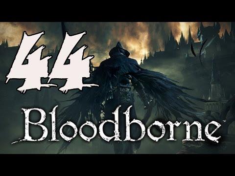 Bloodborne Gameplay Walkthrough - Part 44: Amygdala