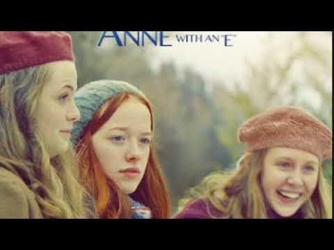 Netflix ~Anne With An E 勇敢的安妮