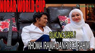 Gambar cover RHOMA IRAMA & RICCA RACHIM NOBAR WORLD CUP 2018