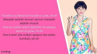 Download Lagu Trouble Is A Friend - Lenka (Lirik & Terjemahan Indonesia) mp3