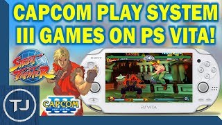 Capcom Play System III ROM