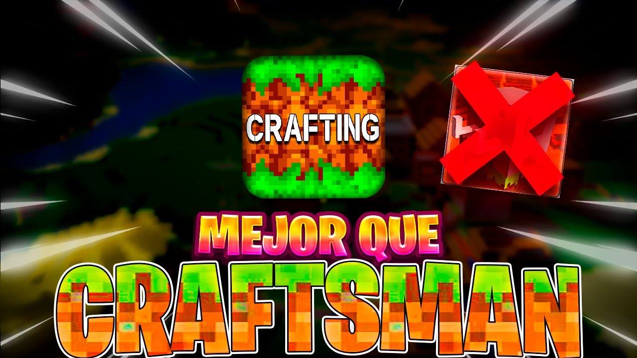 Crafting va a SUPERAR a Craftsman!!! ¿EL FINAL DE CRAFTSMAN?