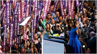 Highlights of Michelle Obama's speech at the Democratic Convention
