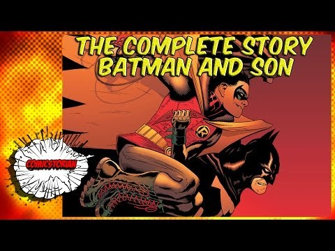 Batman and Son - Complete Story