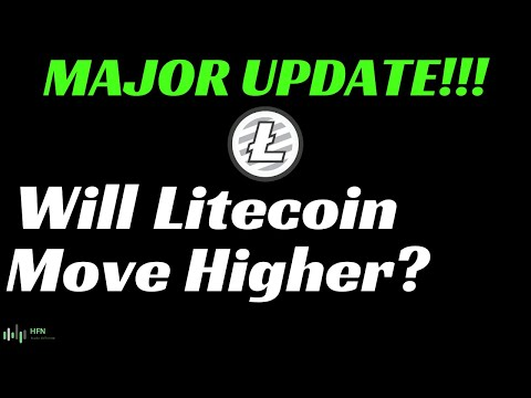 Litecoin (LTC) Price Prediction - Will Litecoin Move Higher?